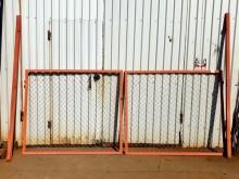 "Ворота ""рабица"" 3,5 х 1,5 м"