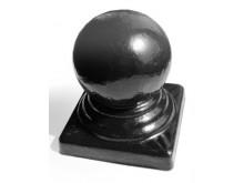Заглушка  с шаром 40х40мм