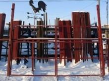 Каркас ворот 3х2м