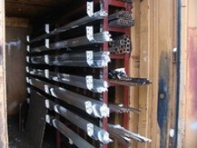 Алюминиевый уголок 40х40х1,8 мм длина-3м