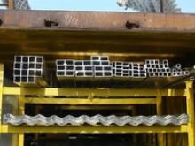 Алюминиевый бокс  40х20х1,5мм длина-3м