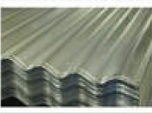 Гофролист оцинкованный 3х1,16м т-0,4 мм