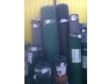 Сетка пластиковая яч-50 х 50 мм  2 х 20 м