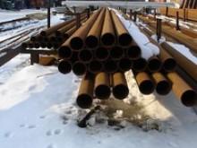 Труба  диаметр-108х3мм черная