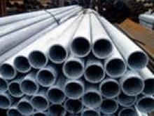 Труба ВГП диаметр-40мм оцинковка