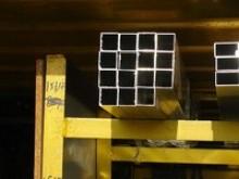 Алюминиевый бокс  30х30х1,5мм длина-3м