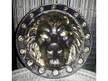 """Декоративное наполнение """"Голова льва"""""""