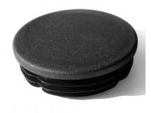 Заглушка круглая диам. 57 черная