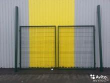 Ворота  3D  3,5х2,06м