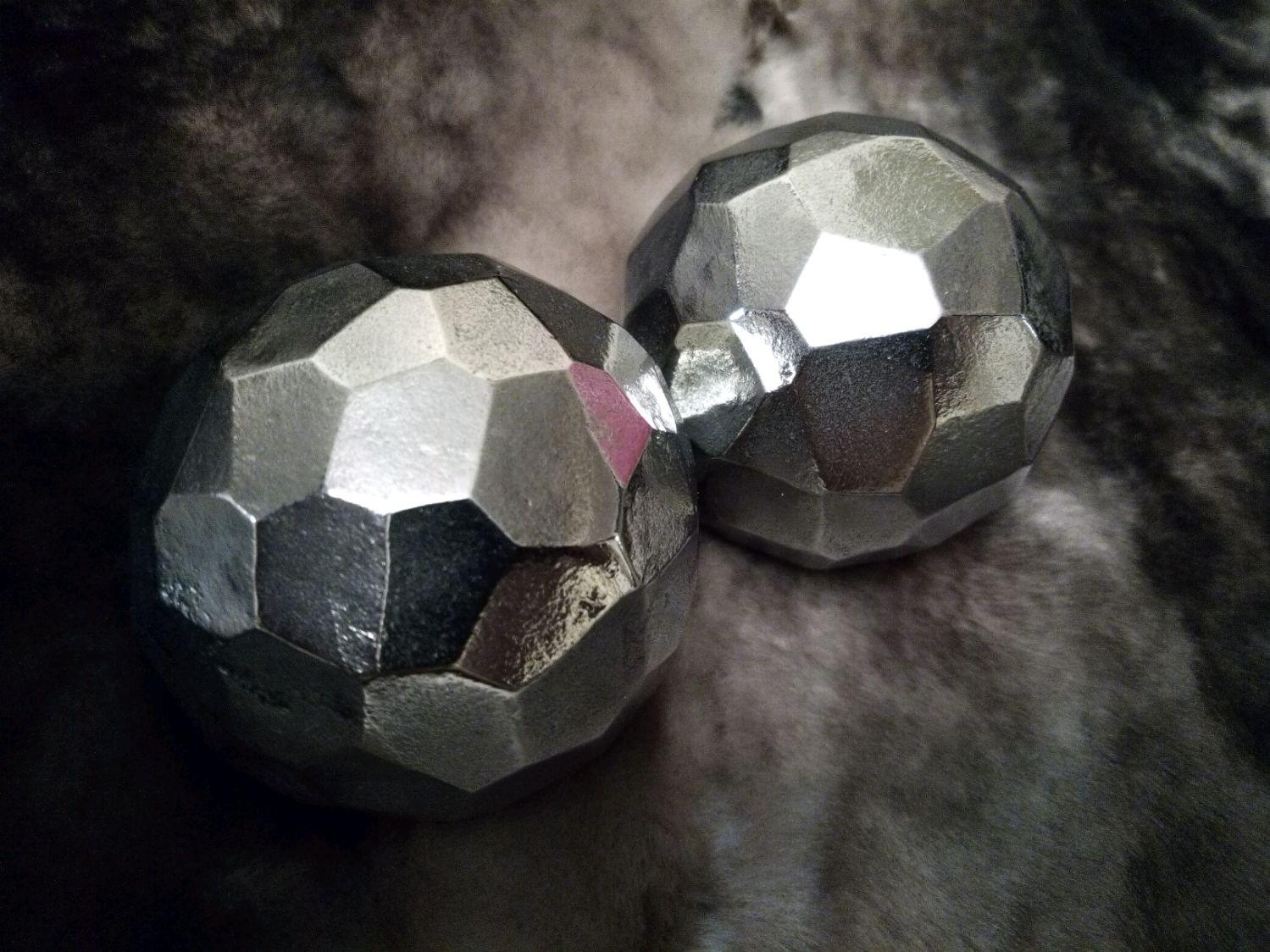Кованые шары